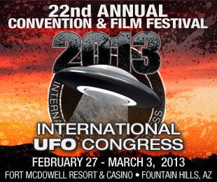 Prices to go up September 1st, 2012 for International UFO Congress Registration