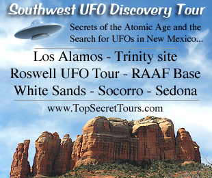Southwest UFO Tours