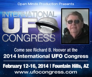 Richard Hoover 2014 IUFOC