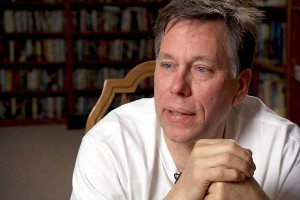 Area 51 whistleblower Bob Lazar appearing at the 2015 International UFO Congress